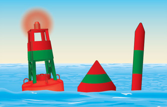 Preferred Channel Buoy