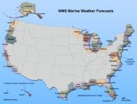 NOAA NWS MAP